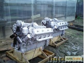 Фото - Двигателя ЯМЗ-238ВМ(240л.с)