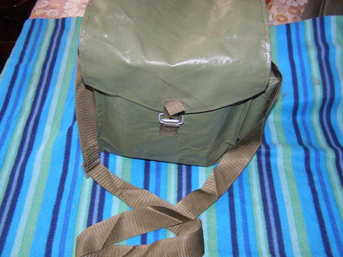 Фото 3 - сумка военная