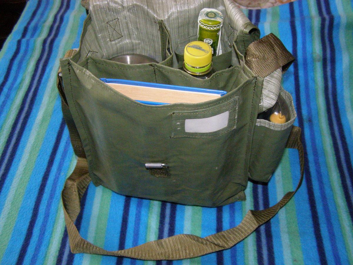 Фото - сумка военная
