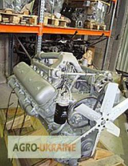 Фото - Двигатель ЯМЗ-238БК (290л.с) Полесье 1218