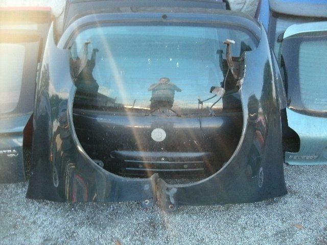 Фото 2 - FIAT Albea Разборка Бампер Крышка багажника Фонарь Четверть Стоп Дверь