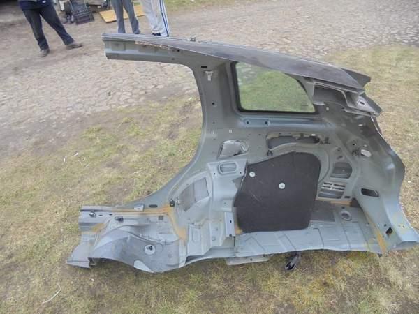 Фото 3 - Разборка Fiat Croma Бампер Крышка багажника Фонарь Четверть Стоп Дверь