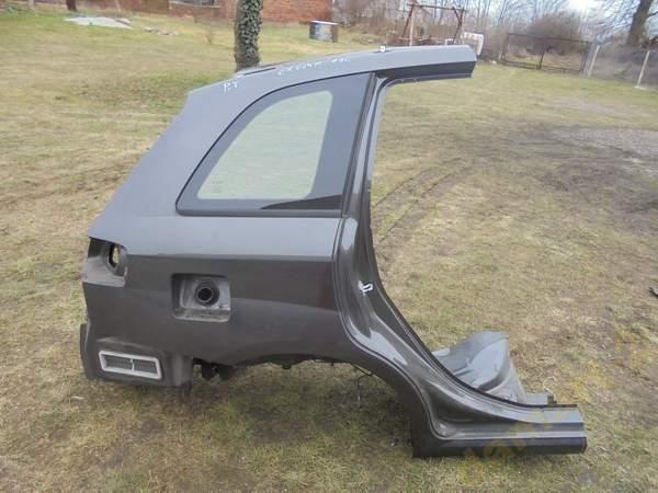 Фото 2 - Разборка Fiat Croma Бампер Крышка багажника Фонарь Четверть Стоп Дверь