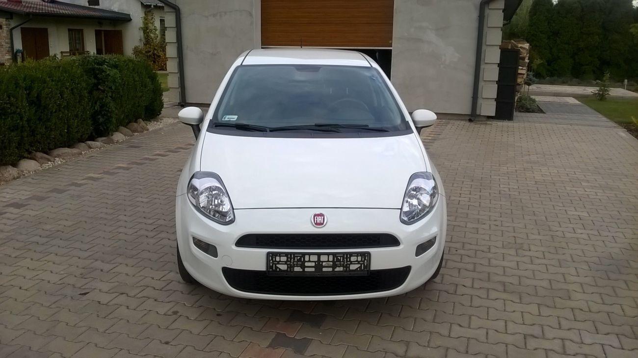 Fiat Grande Punto Разборка Детали б/у Запчасти