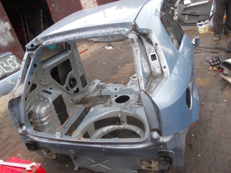 Фото 4 - Fiat Grande Punto Разборка Бампер Крышка багажн Фонарь Четверть Стоп