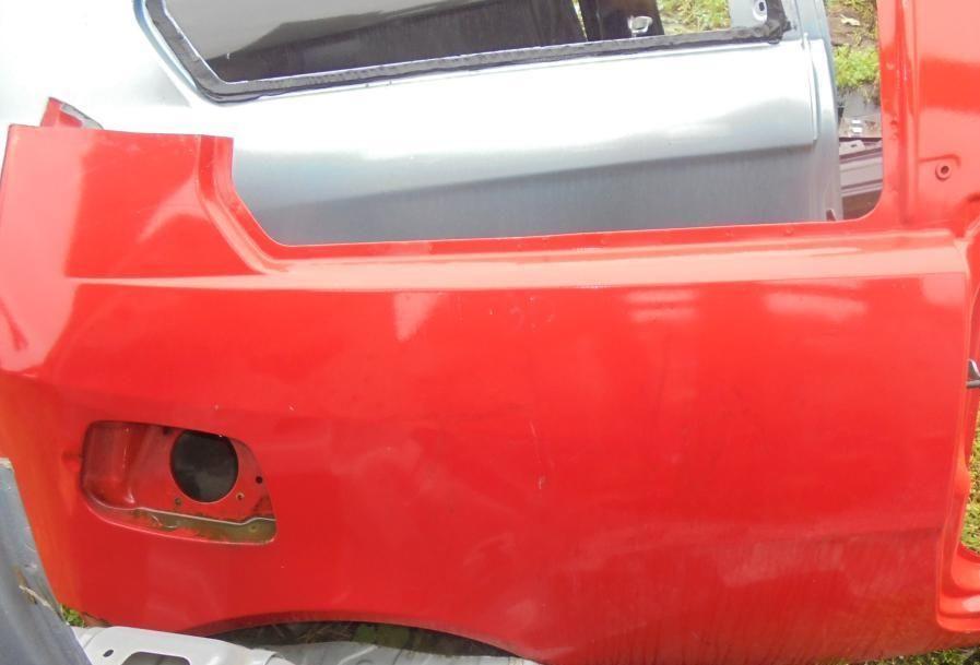 Фото 4 - FIAT Punto Разборка Бампер Фонарь Дверь Пороги Зеркало