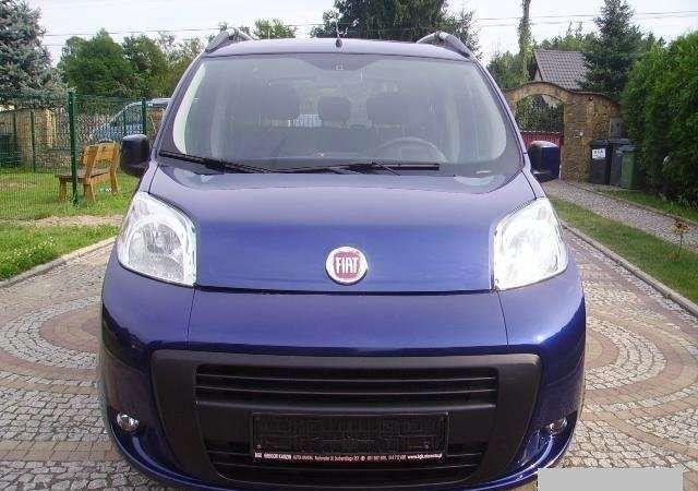 Фото 2 - Разборка Fiat QUBO Фара Капот Крыло Дверь Бампер Решетка