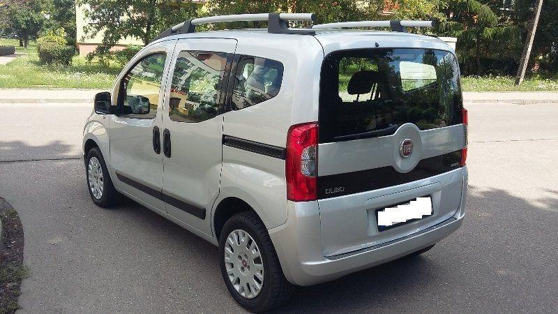 Фото 2 - Разборка Fiat QUBO Детали б/у Шрот