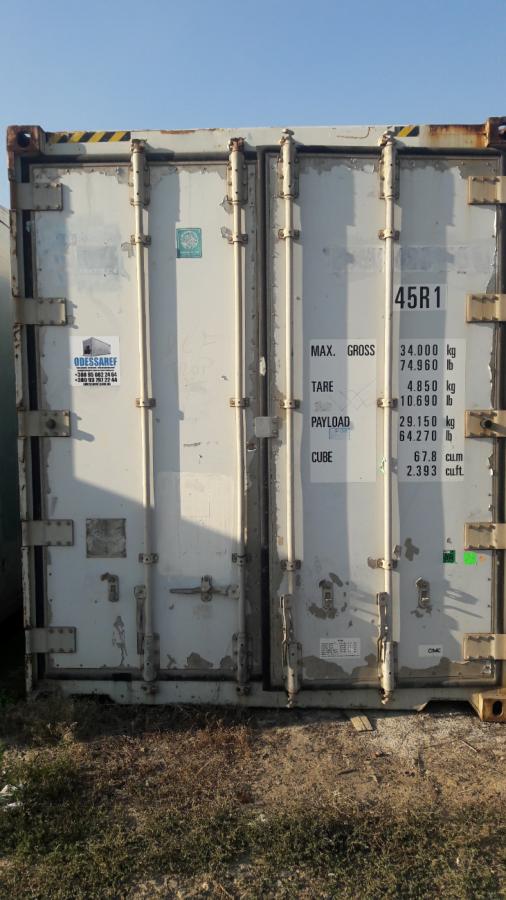 Фото 3 - Продажа рефконтейнеров