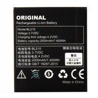 Фото - Аккумулятор Lenovo BL210 2000 mAh A606, S650, A766, S820 AAA класс