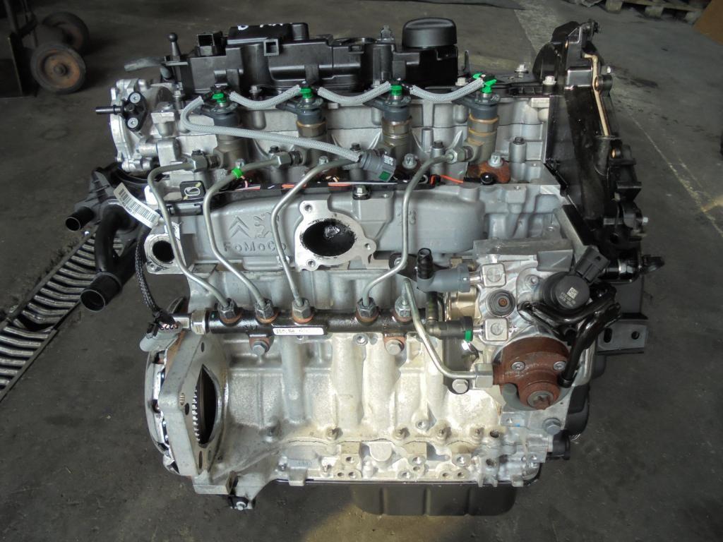 Фото - Б/у Двигатель в сборе Ford Fiesta 1.5