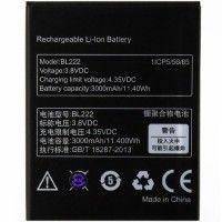 Аккумулятор Lenovo BL222 3000 mAh S660, S668T, S868t AAA класс