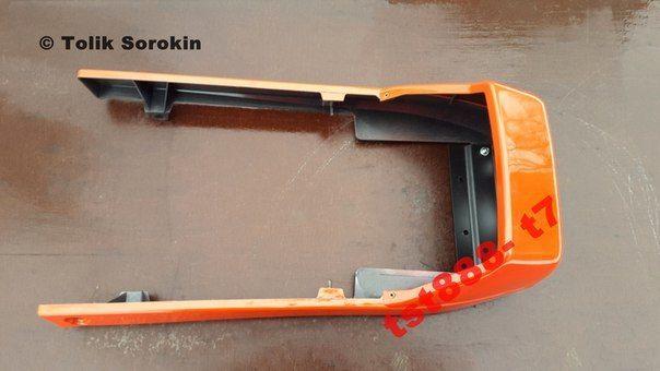 Фото 3 - Пенал,морковка [пластик сидения],облицовка сиденья ЯВА 12V, 350, 638
