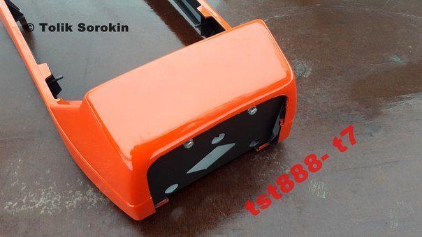 Фото 4 - Пенал,морковка [пластик сидения],облицовка сиденья ЯВА 12V, 350, 638