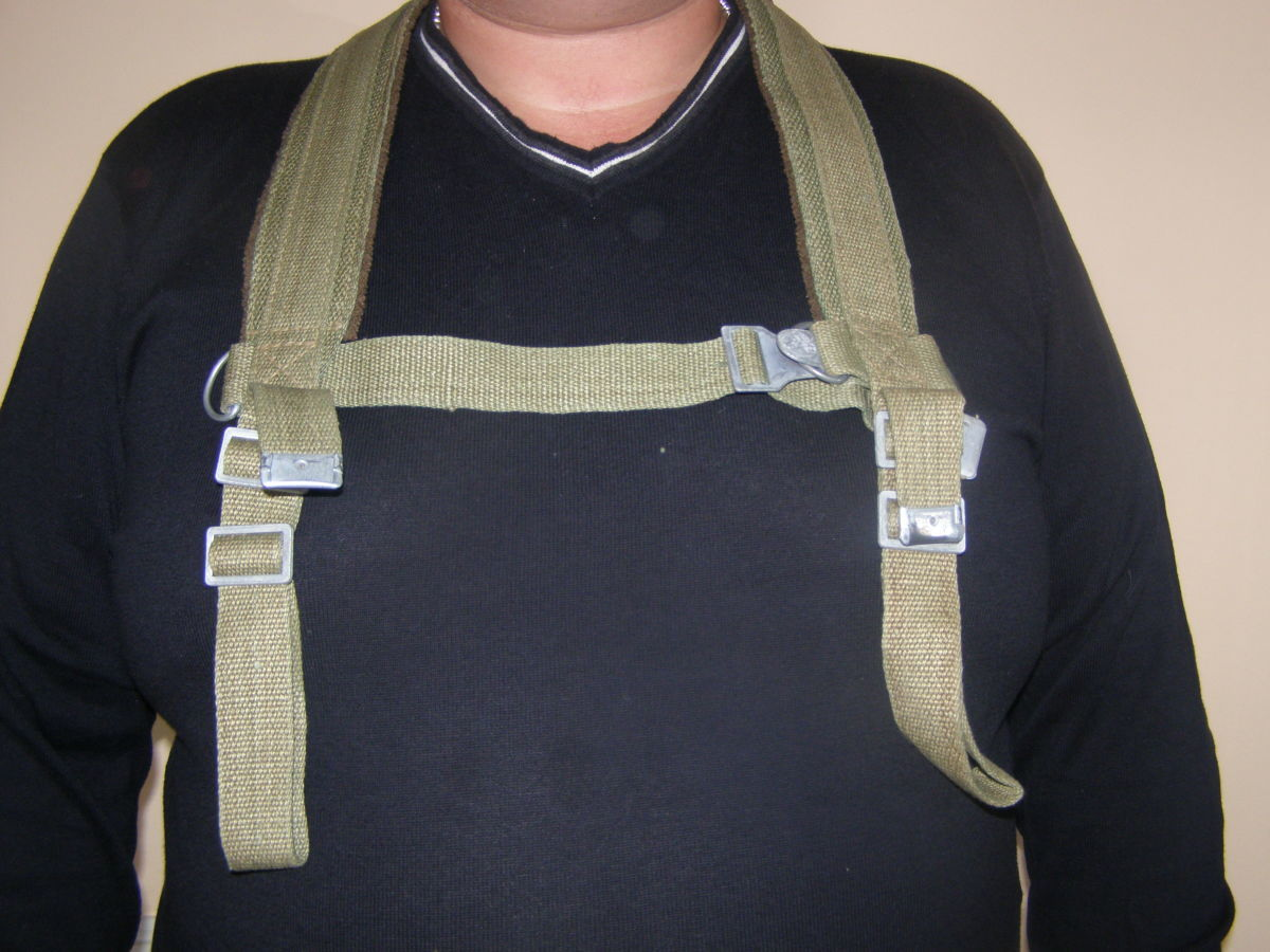 Фото 3 - лямки для рюкзака