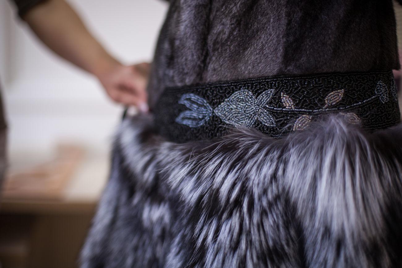Фото - Шуба норка, чернобурка, соболь индивидуальный пошив, пошив шуб