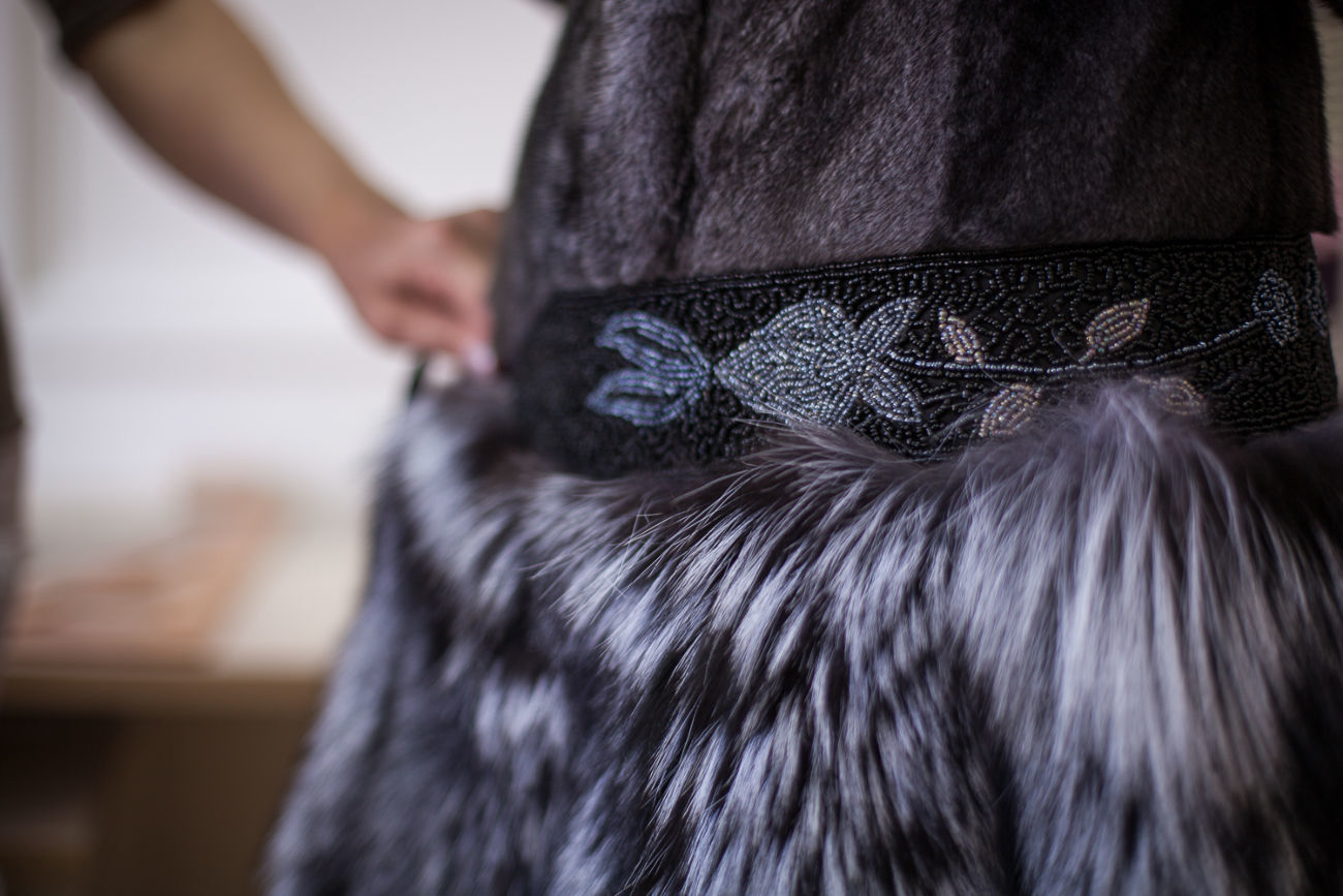 Фото 2 - Шуба норка, чернобурка, соболь индивидуальный пошив, пошив шуб