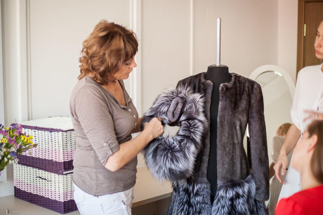 Фото 3 - Шуба норка, чернобурка, соболь индивидуальный пошив, пошив шуб