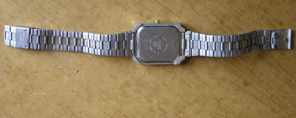 Фото 4 - Кварцевые мужские часы Philip Persio