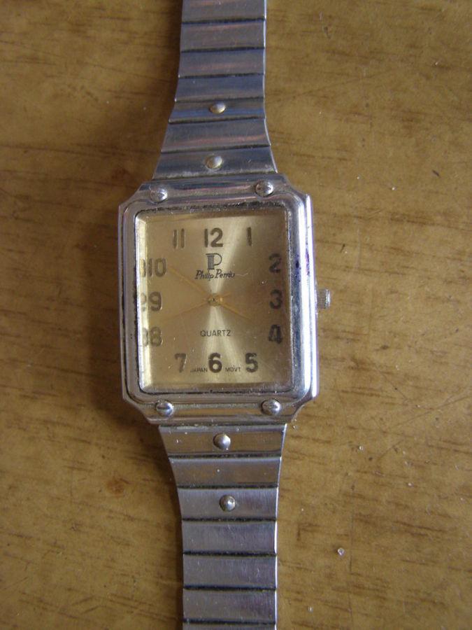 Фото - Кварцевые мужские часы Philip Persio