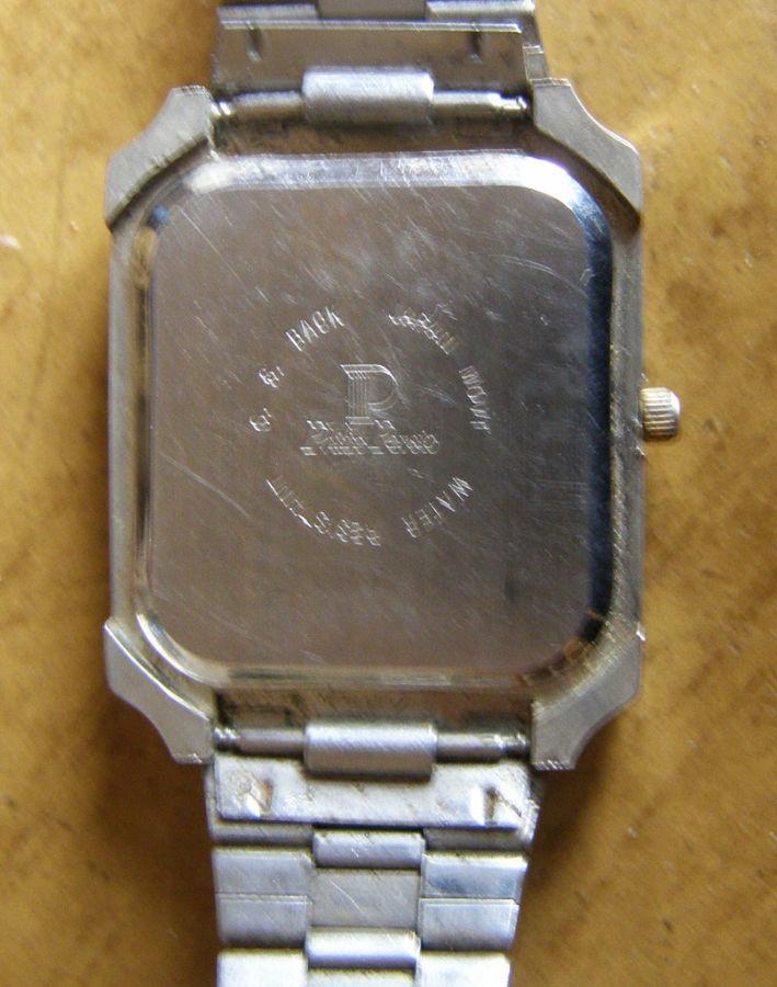 Фото 3 - Кварцевые мужские часы Philip Persio