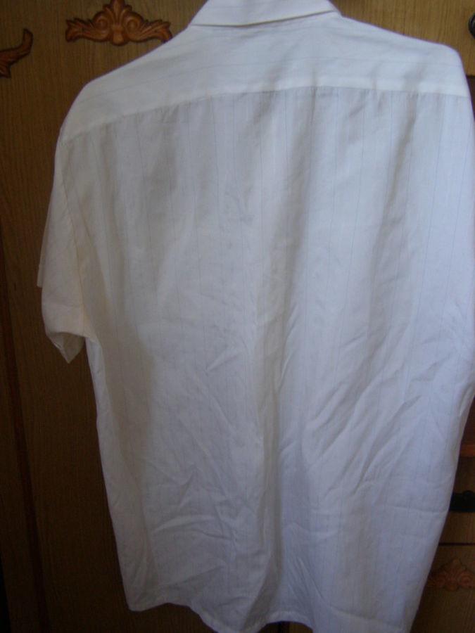 Фото 3 - Классическая мужская рубашка,42 ворот