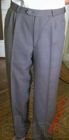 Фото 2 - Классические мужские брюки L