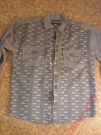Фото 2 - Куртка-Рубашка  Lorenzo ,  Хl