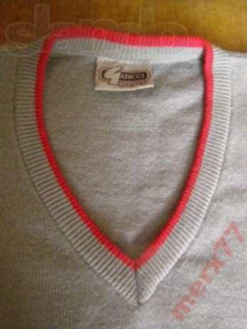 Фото 5 - Качественный мужской свитер (полувер) Gabicci, L
