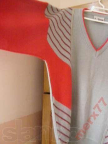 Фото 2 - Качественный мужской свитер (полувер) Gabicci, L