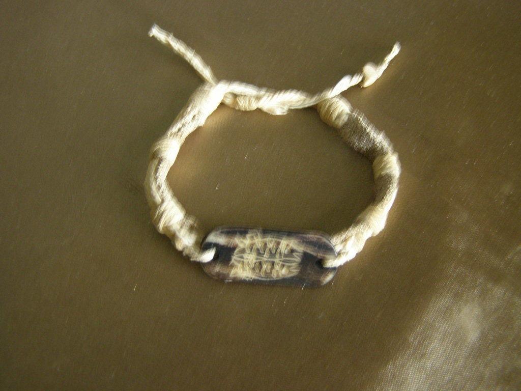 Фото - Египетский браслет с скоробеем