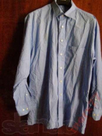 Фото - Качественная мужская рубашка-ворот 41 недостаток