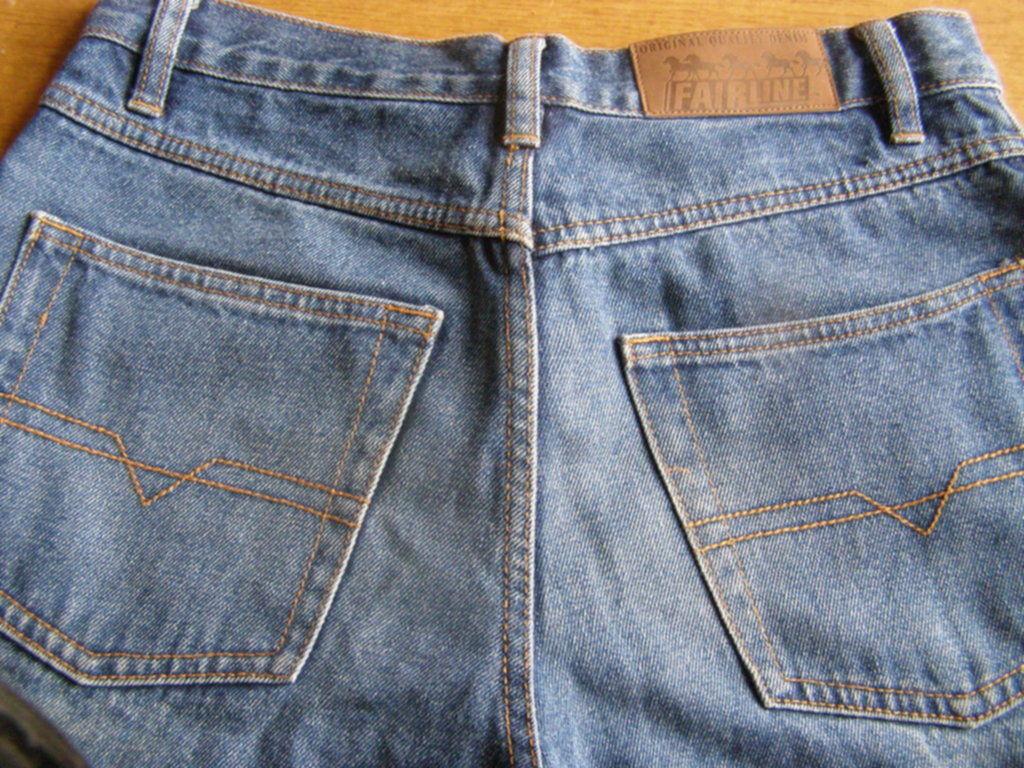 Фото - Мужские джинсы 30 размер, недостаток