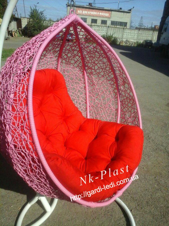 Фото 4 - Подвесные качели «Кресло-Кокон»