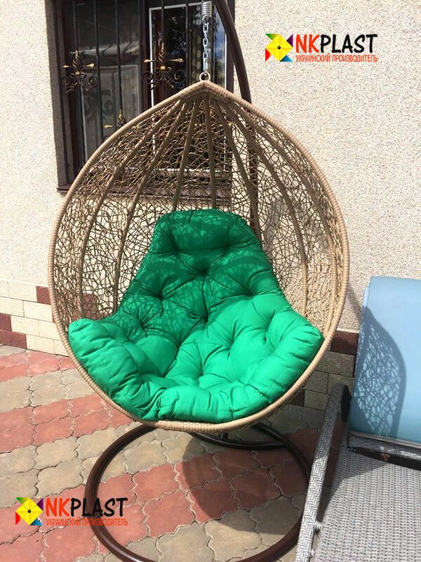 Фото 5 - Подвесные качели «Кресло-Кокон»