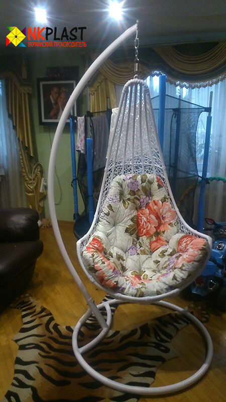 Фото 2 - Подвесные качели «Кресло-Кокон»