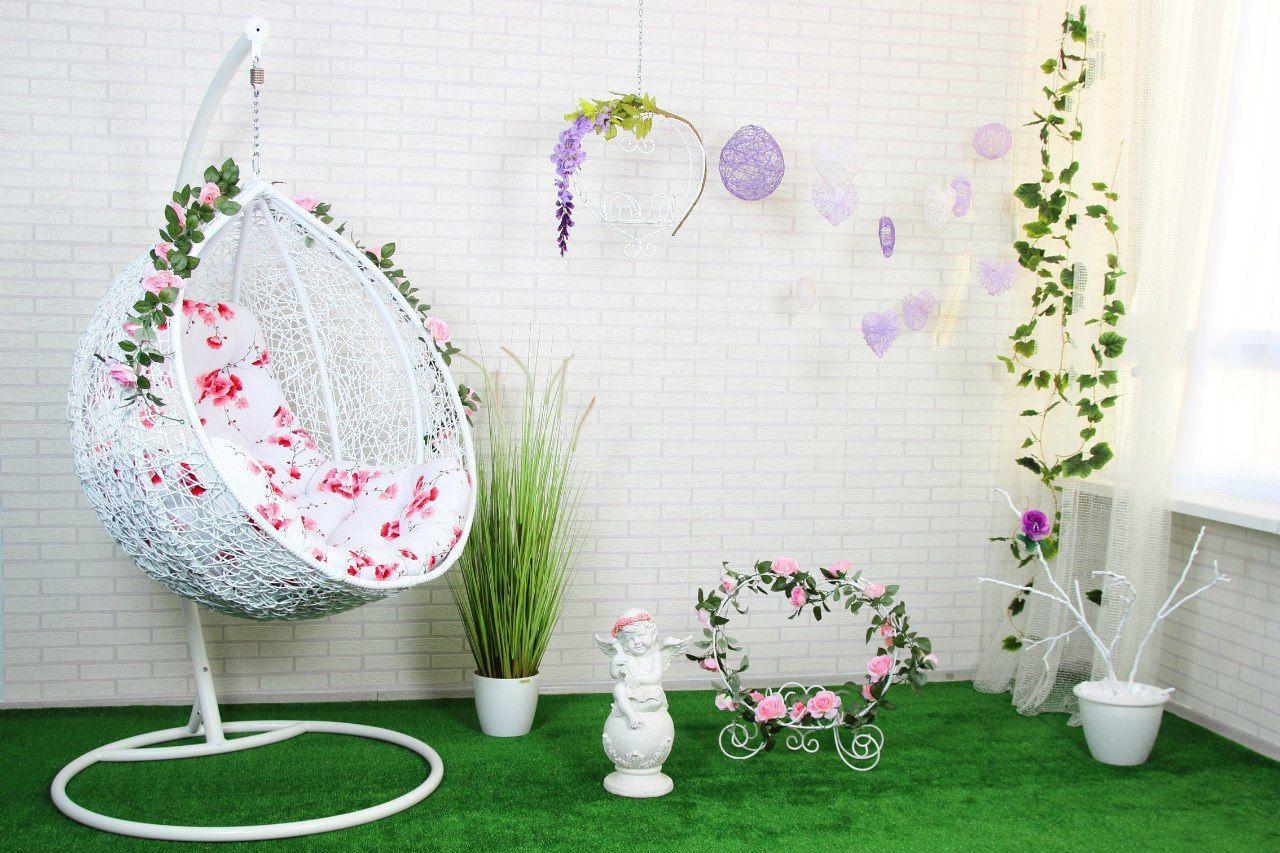 Фото - Подвесные качели «Кресло-Кокон»