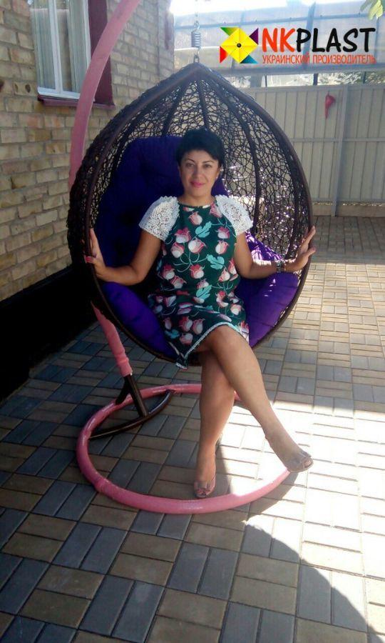 Фото 3 - Подвесные качели «Кресло-Кокон»