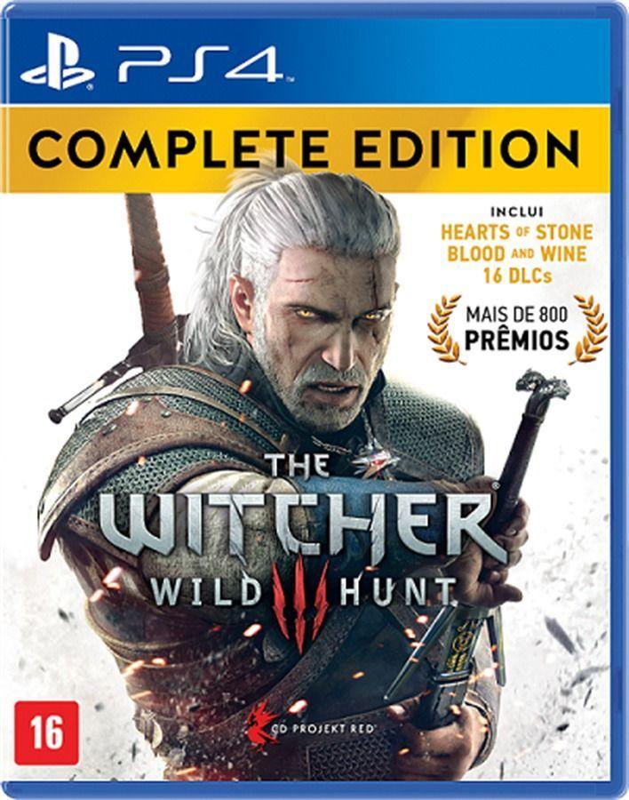 Фото - The Witcher 3 Wild Hunt GOTY (Ведьмак 3) PS4 новый диск / русский