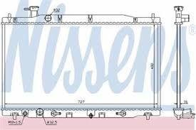 радиатор охлаждения и кондиционер Honda CRV (Хонда ЦРВ, Хонда СРВ)