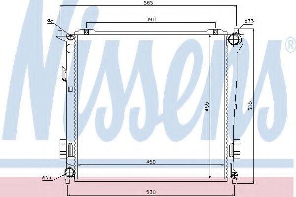 """Фото - радиатор охлаждения и кондиционер KIA CEE""""D, HYUNDAI i30, 1.6 CRDi"""