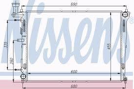 Фото - радиатор охлаждения и кондиционера KIA ceed,hyundai елантра, I30, 07-