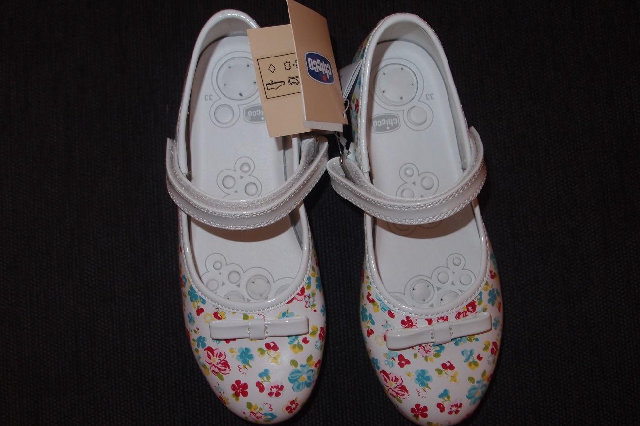 Фото 2 - новые туфли 33 размер тм  chicco