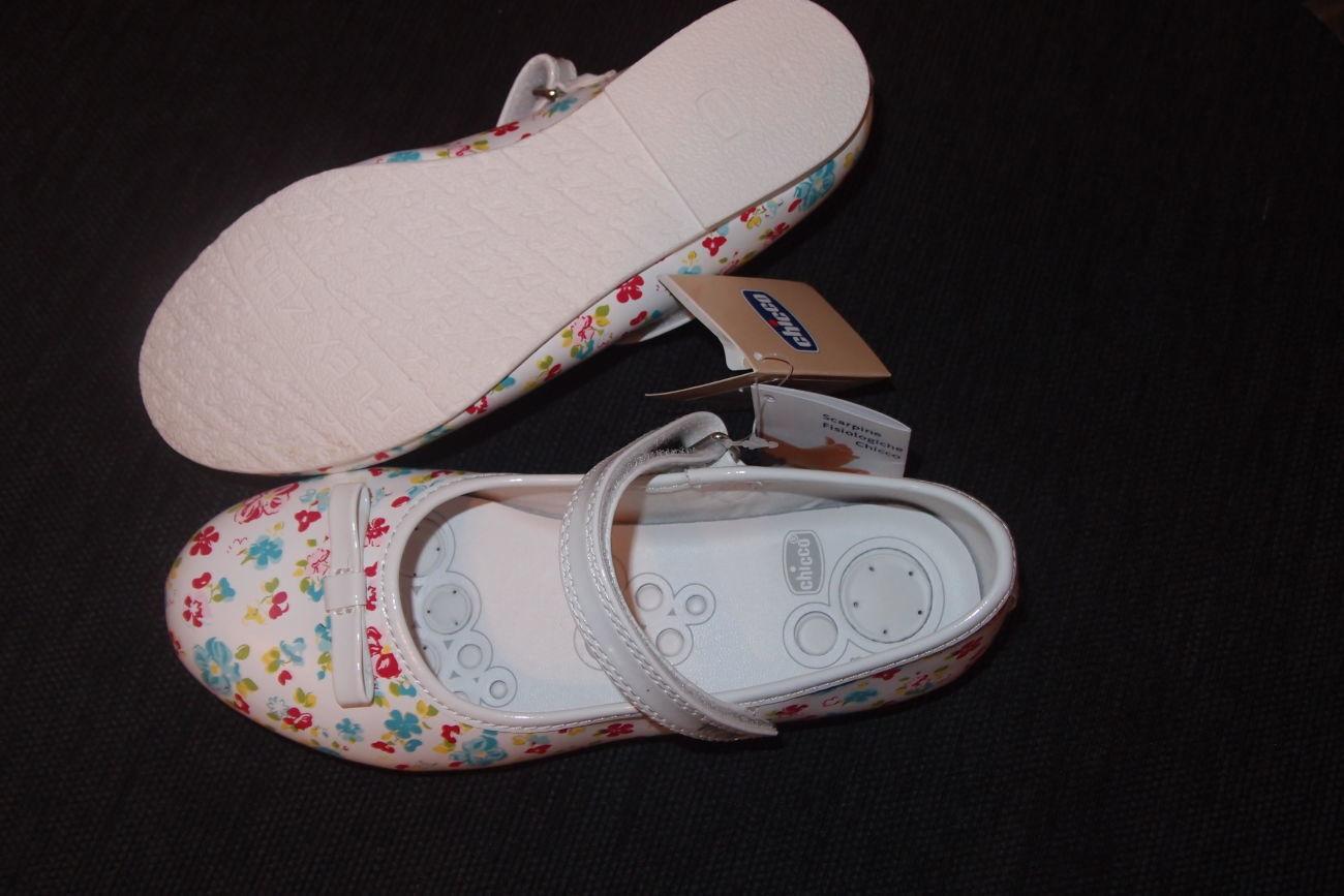 Фото 3 - новые туфли 33 размер тм  chicco