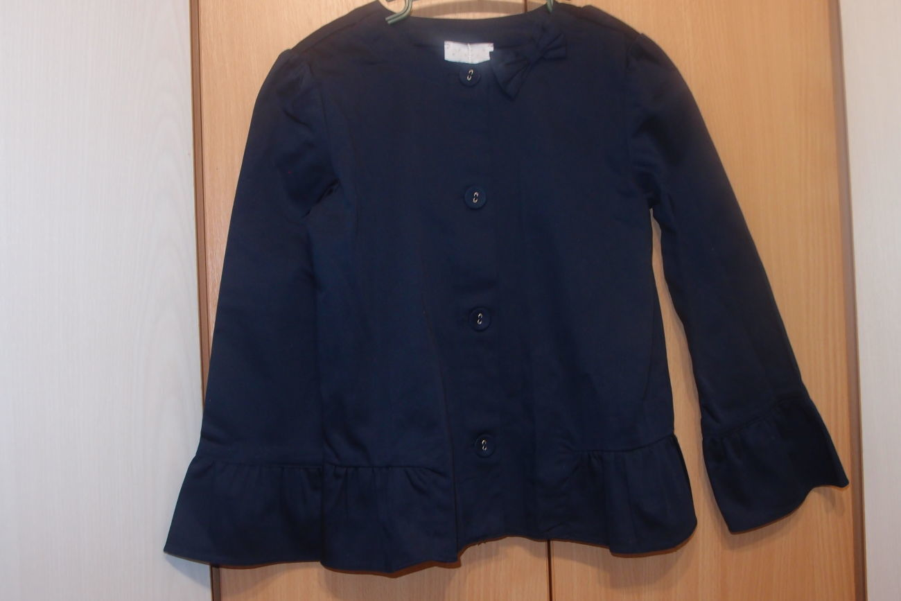 Фото 2 - пиджак,жакет 6 и 7 лет тм  chicco