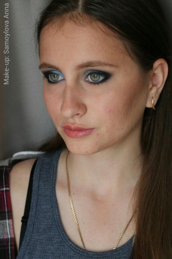 Фото 5 - Услуги визажиста. Макияж, make-up, визаж.