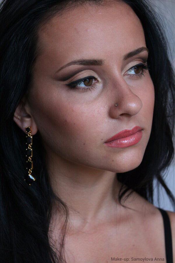 Фото - Услуги визажиста. Макияж, make-up, визаж.