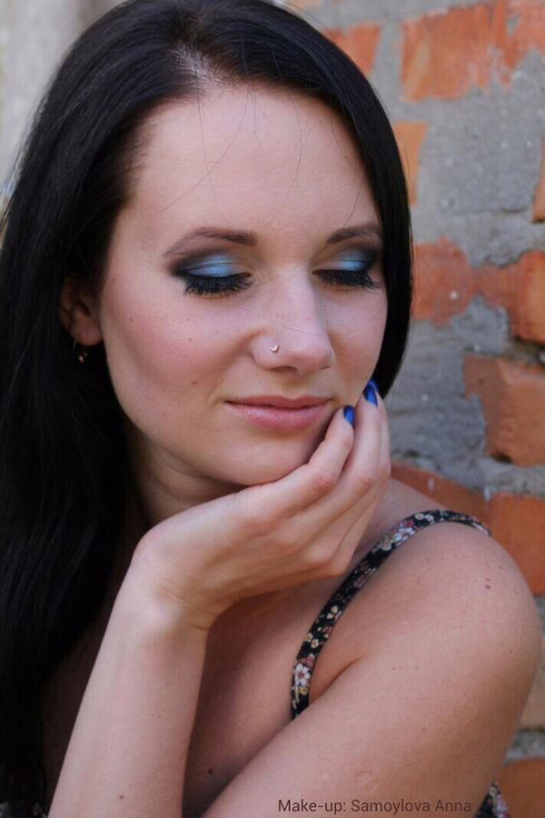 Фото 7 - Услуги визажиста. Макияж, make-up, визаж.