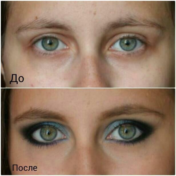 Фото 9 - Услуги визажиста. Макияж, make-up, визаж.