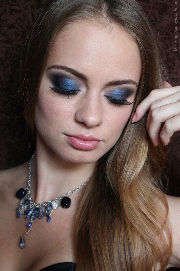 Фото 8 - Услуги визажиста. Макияж, make-up, визаж.
